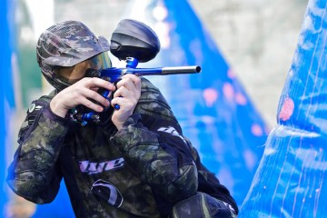 Les origines du paintball