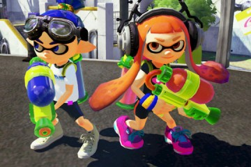 La nouvelle licence Splatoon de Nintendo
