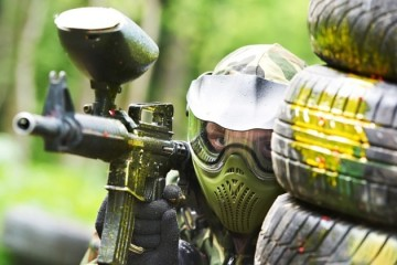 Paintball VS Laserball, on vous dit tout!