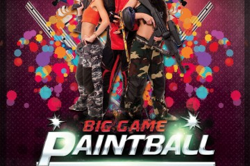Le Big Game de Sherwood Paintball