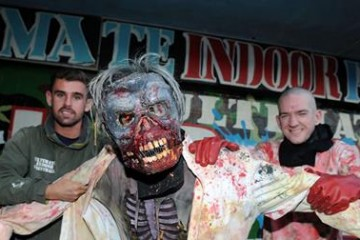 Quand le paintball rencontre « The Walking Dead »
