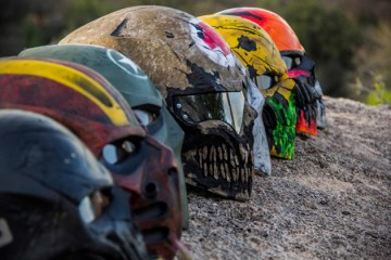 Bien s'équiper au paintball, acte 1 : le masque de protection
