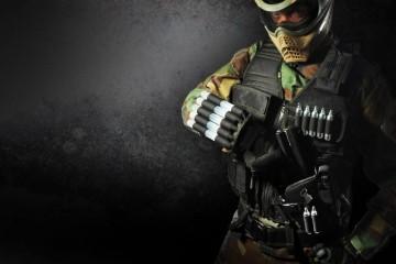 Gilet tactique / backpack & porte pots