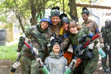 Comment convertir ses proches au paintball ?