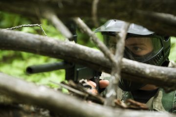Comment surmonter sa peur du paintball ?