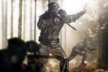 Le fairplay existe aussi au paintball !