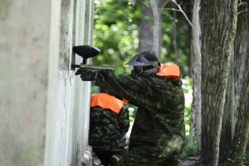 5 excellentes raisons d'essayer le paintball !