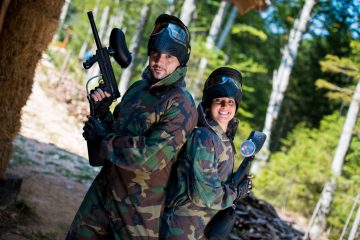 Pourquoi on aime le paintball ?