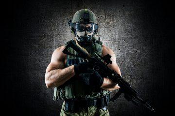 Des fusils de paintball pour l'armée américaine ?