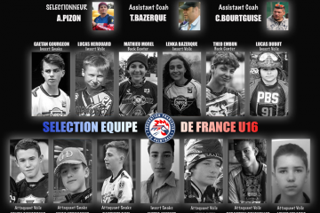 Vice-champion du monde de paintball à 16 ans !