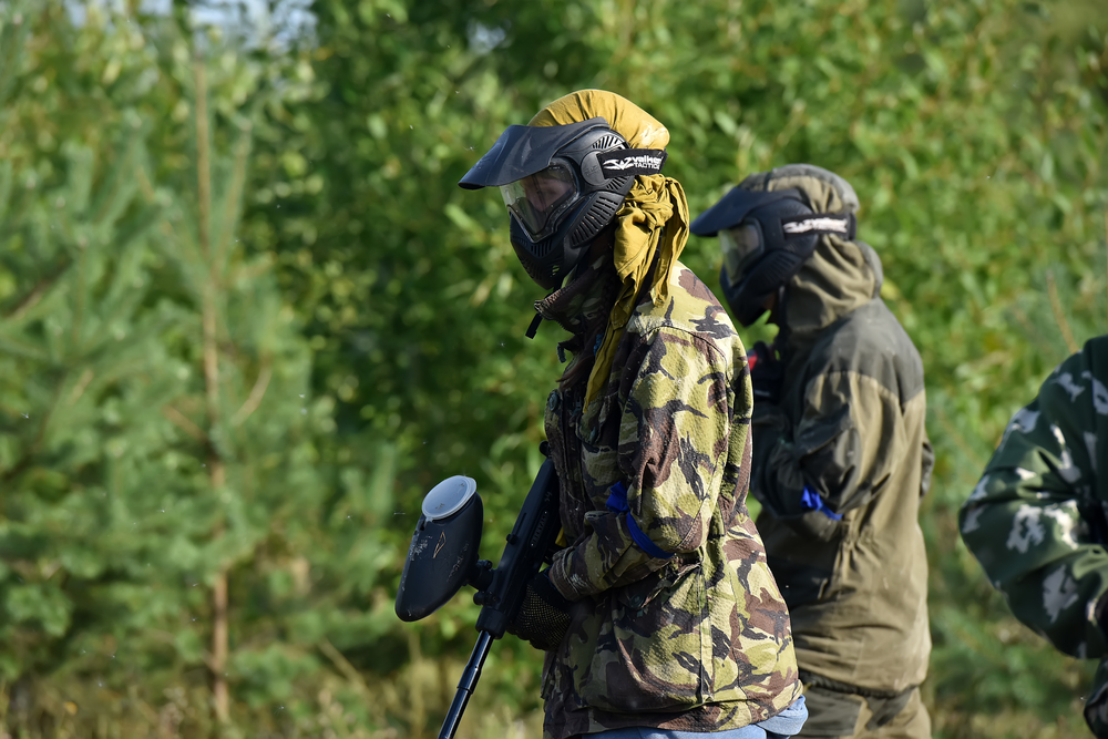 Comment constituer son équipe de paintball ?